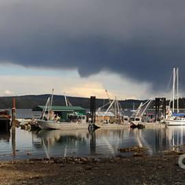 Vivian Christopher - Fanny Bay Fishing Dock