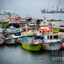Rene Triay Photography - Fishing Fleet of the Azores