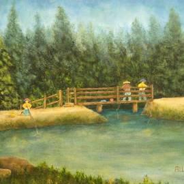 Pamela Allegretto - Fishing In New England