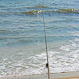 Cynthia Guinn - Fishing In The Ocean