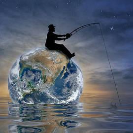 Nina Bradica - Fishing Is My World