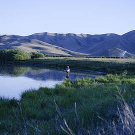 Bob Clark - Fishing Silver Creek East