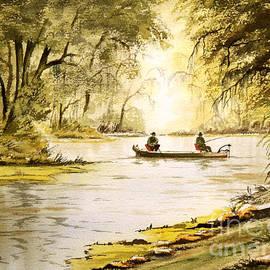 Bill Holkham - Fishing The Econfina River