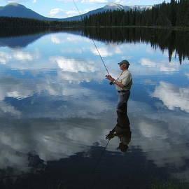 Karen Rispin - Fishing the sky
