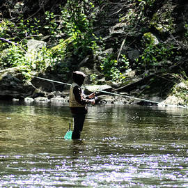 Bill Cannon - Fishing the Wissahickon