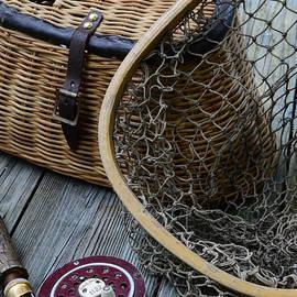 Paul Ward - Fishing - Trout Fishing