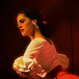 Mary Machare - Flamenco Dancer 18