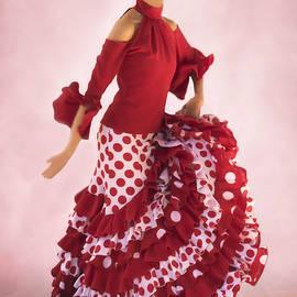Priscilla Burgers - Flamenco Dancer at Tlaquepaque