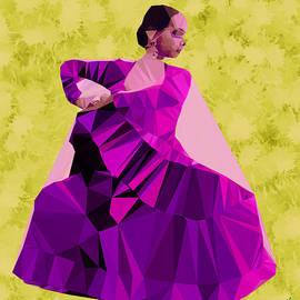 Bruce Nutting - Flamenco Dancer in Spain