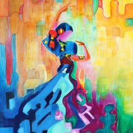 Sanjeev Nandan - Flamenco In Blue - Spanish Dance