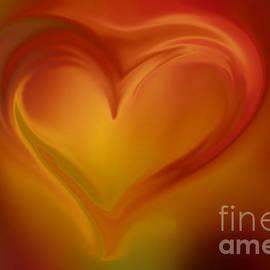 Nicole Markmann Nelson - Flaming Heart