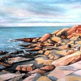 Eileen Patten Oliver - Flat Rocks