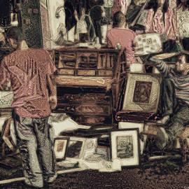 Pedro L Gili - Flea Market