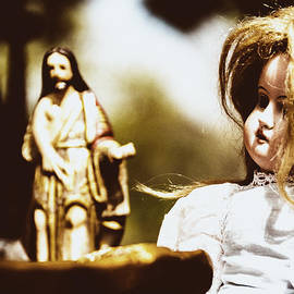 Marco Oliveira - Flea Market Series - Doll and Jesus