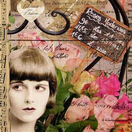 Sandy Lloyd - Fleurs Voltaire