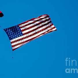 Robert Bales - Floating Flag