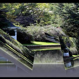 Debra     Vatalaro - Floating Landscape B