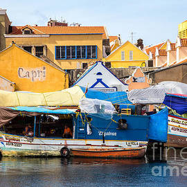 Rene Triay Photography - Floating Market Curacao