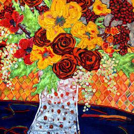 Diane Fine - Floral Arrangement