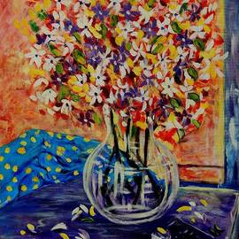 Caroline Street - Floral Bliss
