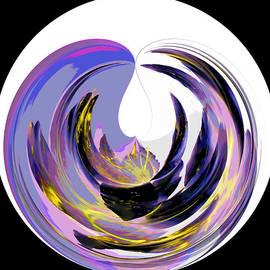 Carolyn Repka - Floral Globe