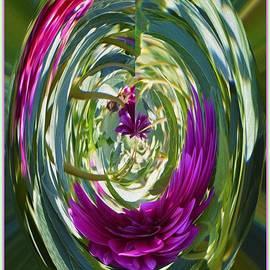 Sonali Gangane - Floral Illusion 1