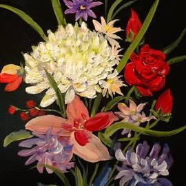 Alan Lakin - Floral Study