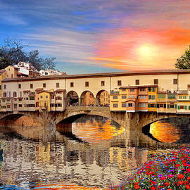 Florence Bridge - Fine Art