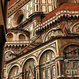 Bob Christopher - Florence Duomo Detail 1