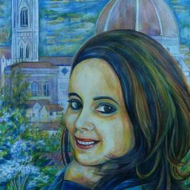 Anna  Duyunova - Florentine Mood. Part Two
