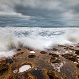 Dave Allen - Florida East Coast Beach St. Augustine FL Landscape