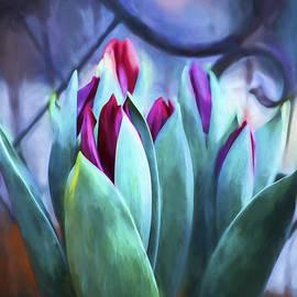 Jordan Blackstone - Flower Art - Life Is Like A Garden