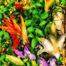 Mike Savad - Flower - Bird of Paradise II