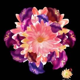 Christine Fournier - Flower Circle