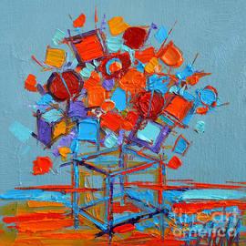 Mona Edulesco - Flower Cube