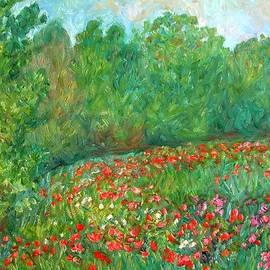 Kendall Kessler - Flower Field