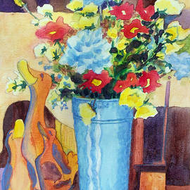 Kathy Braud - Flower in the Dell