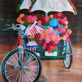 Christy Brammer - Flower Peddler