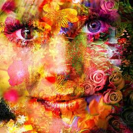 Jean Schweitzer - Flower Portrait