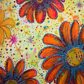 Jacqueline Athmann - Flower Power