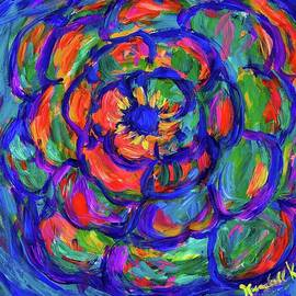Kendall Kessler - Flower Spiral