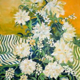 Julie Todd-Cundiff - Flower Study