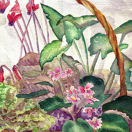 Blenda Studio - Flowerbasket Garden Art
