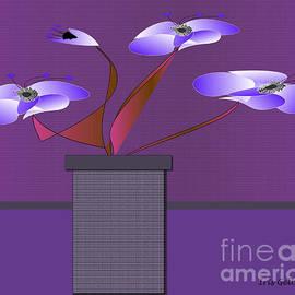 Iris Gelbart - Flowering Plant