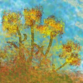 John Vincent Palozzi - Flowers 1