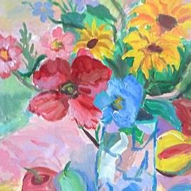 Brenda Ruark - Flowers and Fruits
