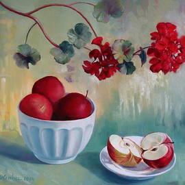 Elena Oleniuc - Flowers and fruits