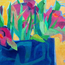 Diane Fine - Flowers and Leaves