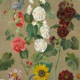 Ferdinand Victor Eugene Delacroix - Flowers