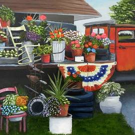 Janet Guss - Flowers For Sale